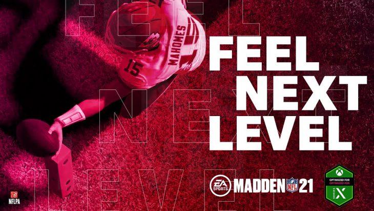 Madden NFL 21 - Reveal