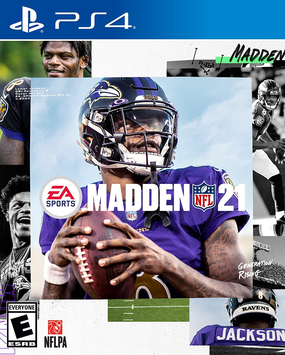 Madden NFL 21 - Reveal - PS4