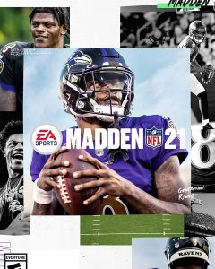 Madden NFL 21 sold more at release than last year's entry