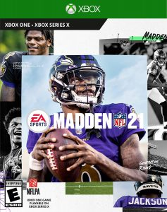 Madden NFL 21 - Reveal - Xbox One