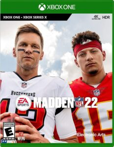 Madden NFL 22 - Reveal - US - Xbox One