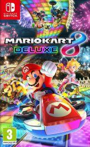 Mario Kart Deluxe - Switch