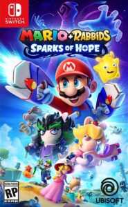 Mario + Rabbids Sparks of Hope - Reveal - Switch