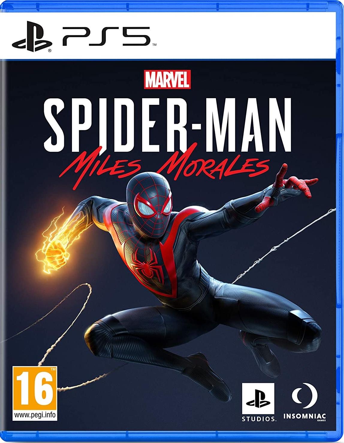 Marvel's Spider-Man Miles Morales – PS5