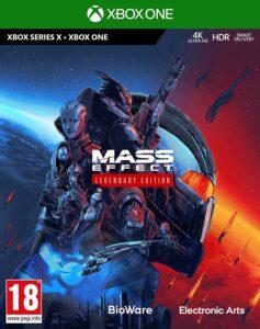 Mass Effect - Legendary Edition - Xbox One