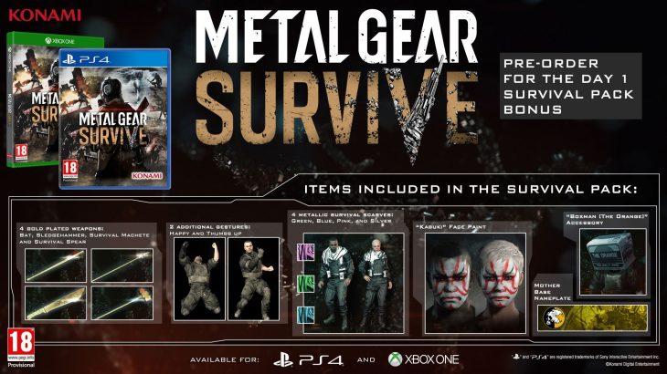Metal gear release date