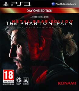 Metal Gear Solid V: The Phantom Pain PS3