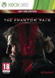 Metal Gear Solid V: The Phantom Pain X360
