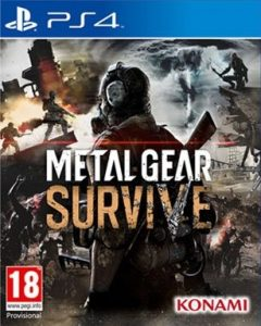 Metal Gear Survive release date confirmed