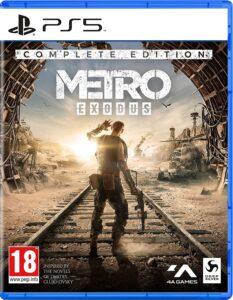 Metro Exodus - Complete Edition - PS5