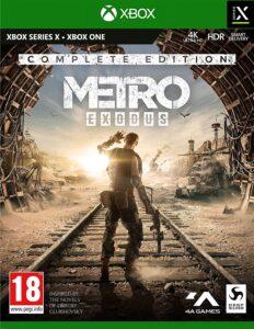 Metro Exodus - Complete Edition - Xbox One