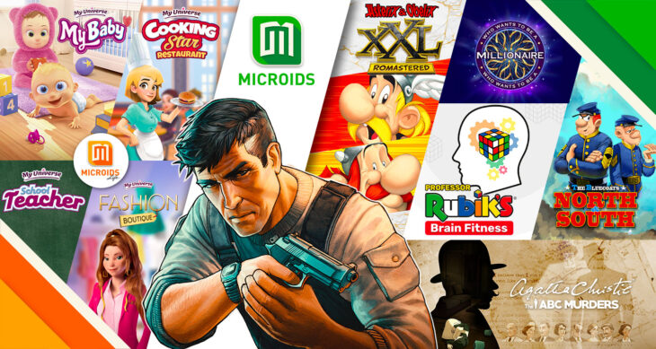 Microids - Games Banner