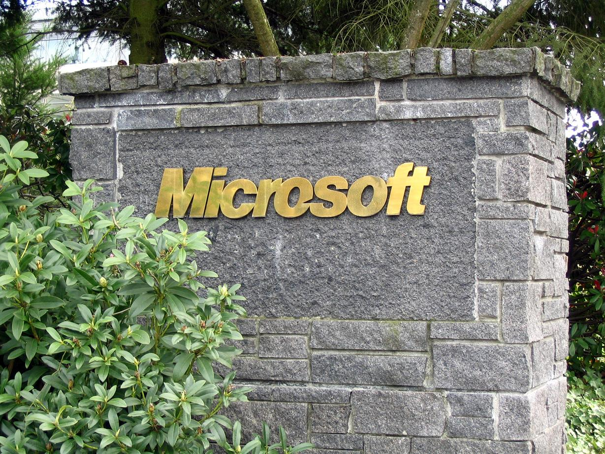 Microsoft - Entrance to Redmond Campus - 1200px