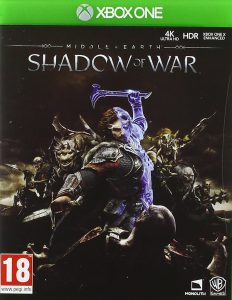 Middle-earth Shadow of War - Xbox One
