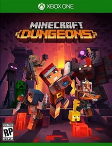Minecraft Dungeons will release on May 26, 2020