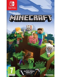 Minecraft most downloaded Nintendo Switch game in Japan