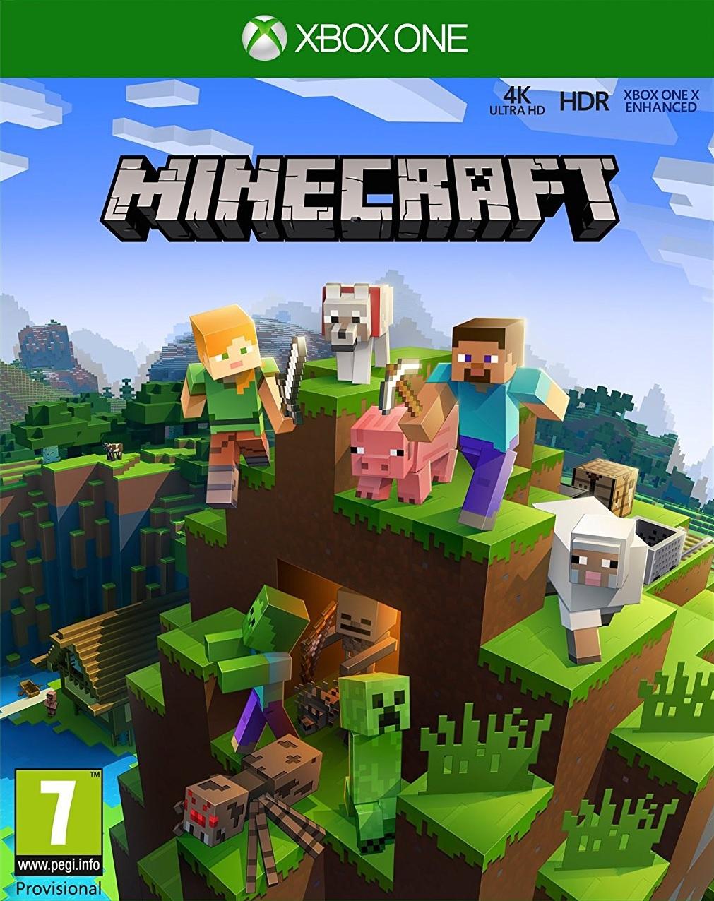 Minecraft Super Plus Pack – Xbox One