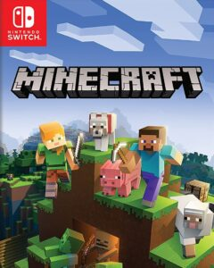 Minecraft on Switch tops UK chart – Week of September 4, 2021