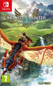 Monster Hunter Stories 2 Wings of Ruin - Switch