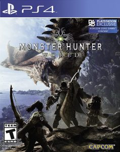 Monster Hunter World - US - PS4