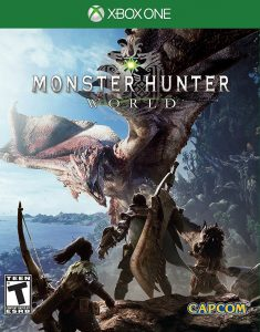 Monster Hunter World - US - Xbox One