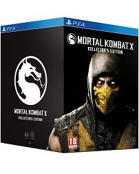 Mortal Kombat X European Kollectors Edition for PS4 Delayed