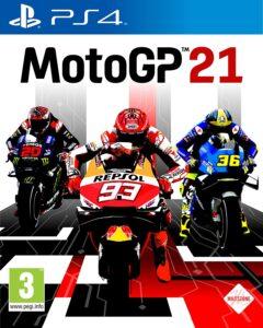 MotoGP 21- PS4