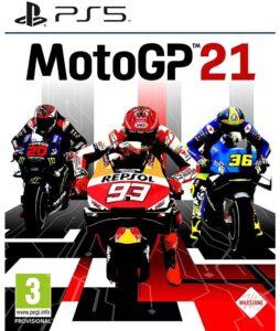 MotoGP 21- PS5