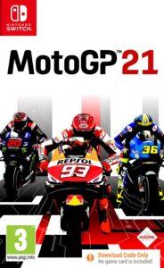 MotoGP 21- Switch