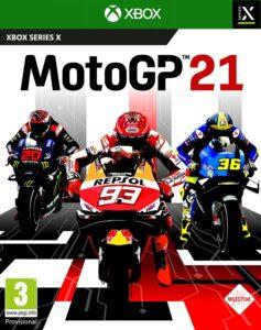 MotoGP 21- Xbox Series X