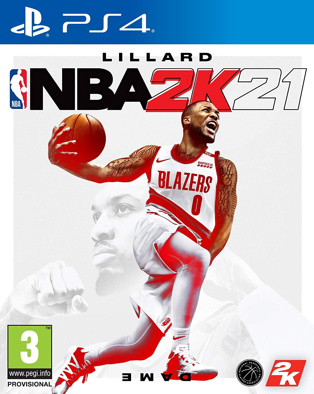 NBA 2K21 - Reveal - PS4