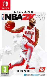 NBA 2K21 - Reveal - Switch