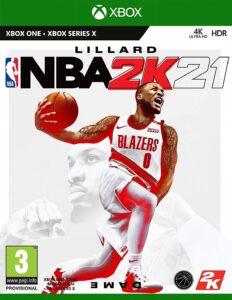 NBA 2K21 - Reveal - Xbox One