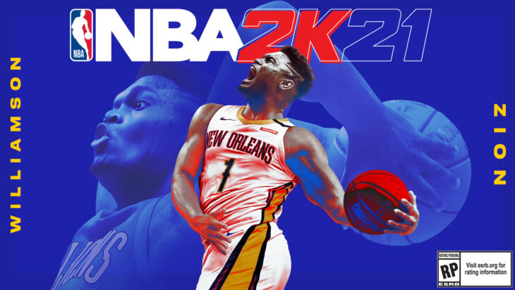 NBA 2K21 Zion Williamson Next-Gen