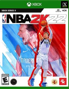 NBA 2K22 - US - Reveal - Xbox Series X
