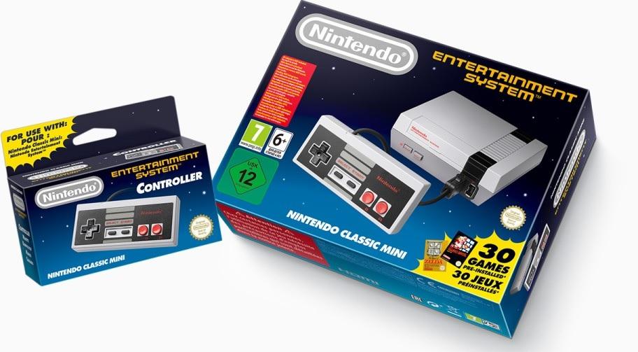 NES Classic Mini