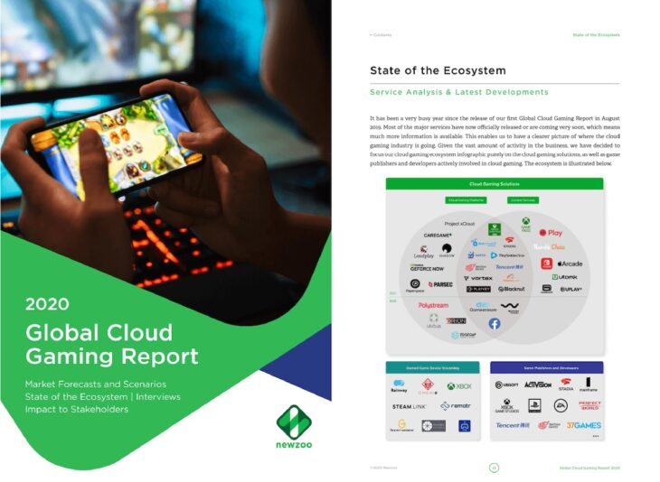 NEWZOO Cloud Gaming 2020