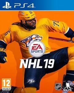 NHL 19 - PS4