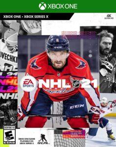 NHL 21 - US - Xbox One