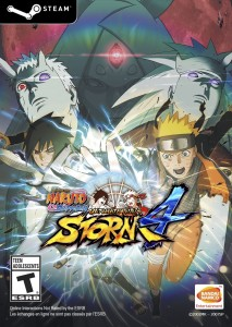 Naruto Shippuden: Ultimate Ninja Storm 4 - PC