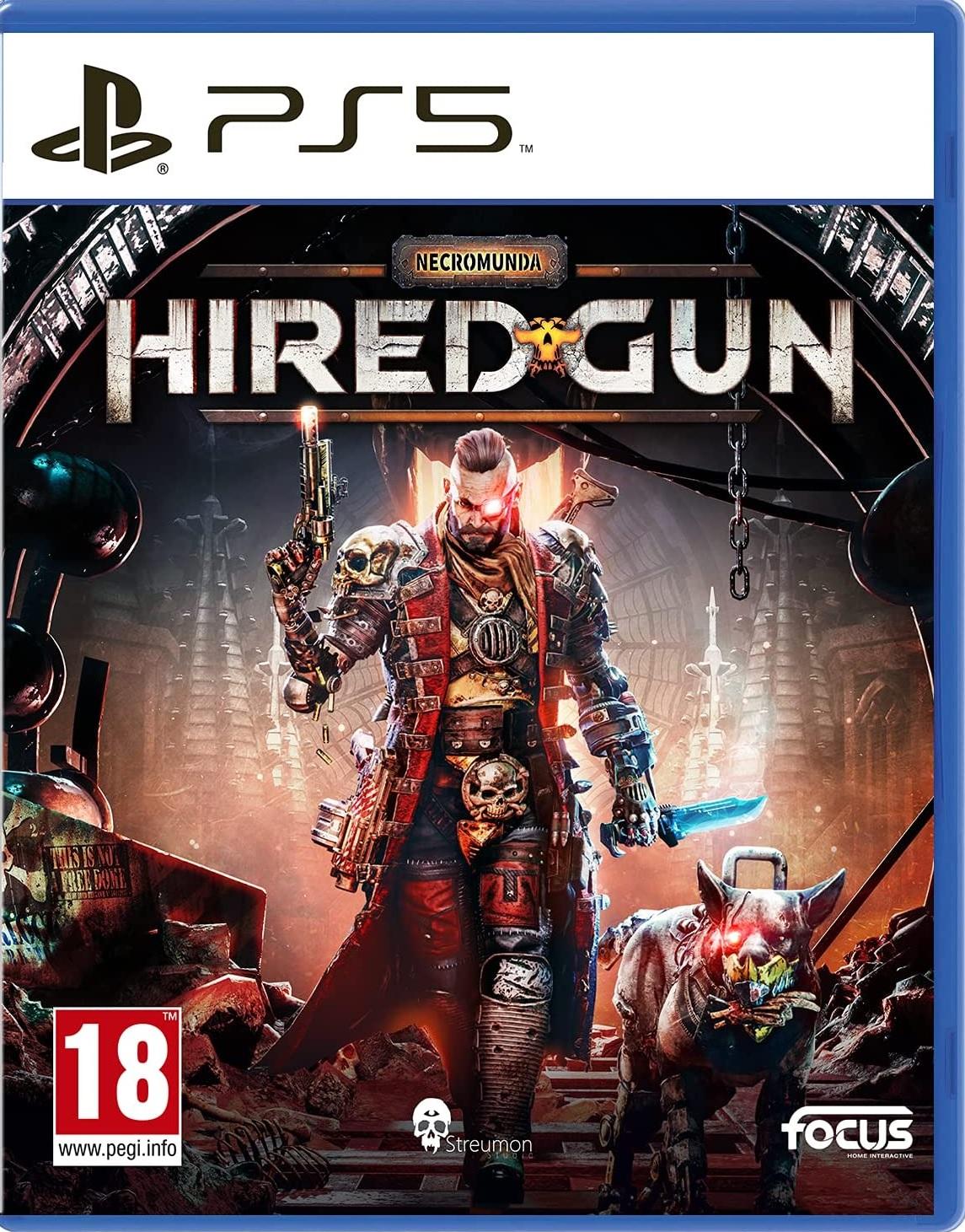 Necromunda Hired Gun - PS5