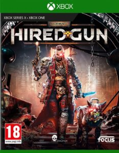 Necromunda Hired Gun - Xbox Series X