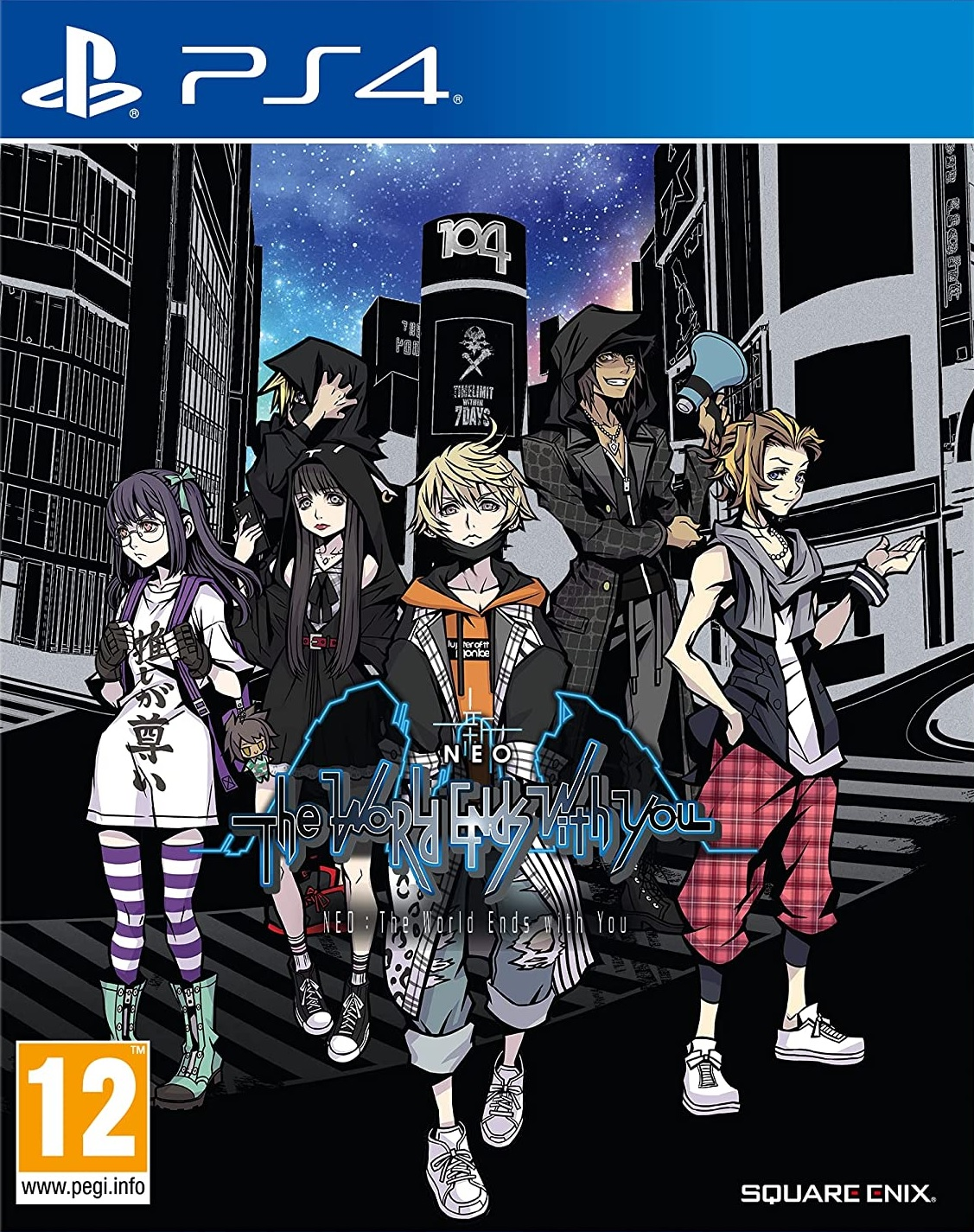 Neo The World Ends with You - PS4
