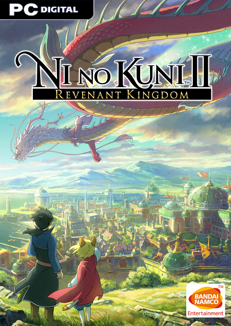 Ni No Kuni 2 Revenant Kingdom - PC