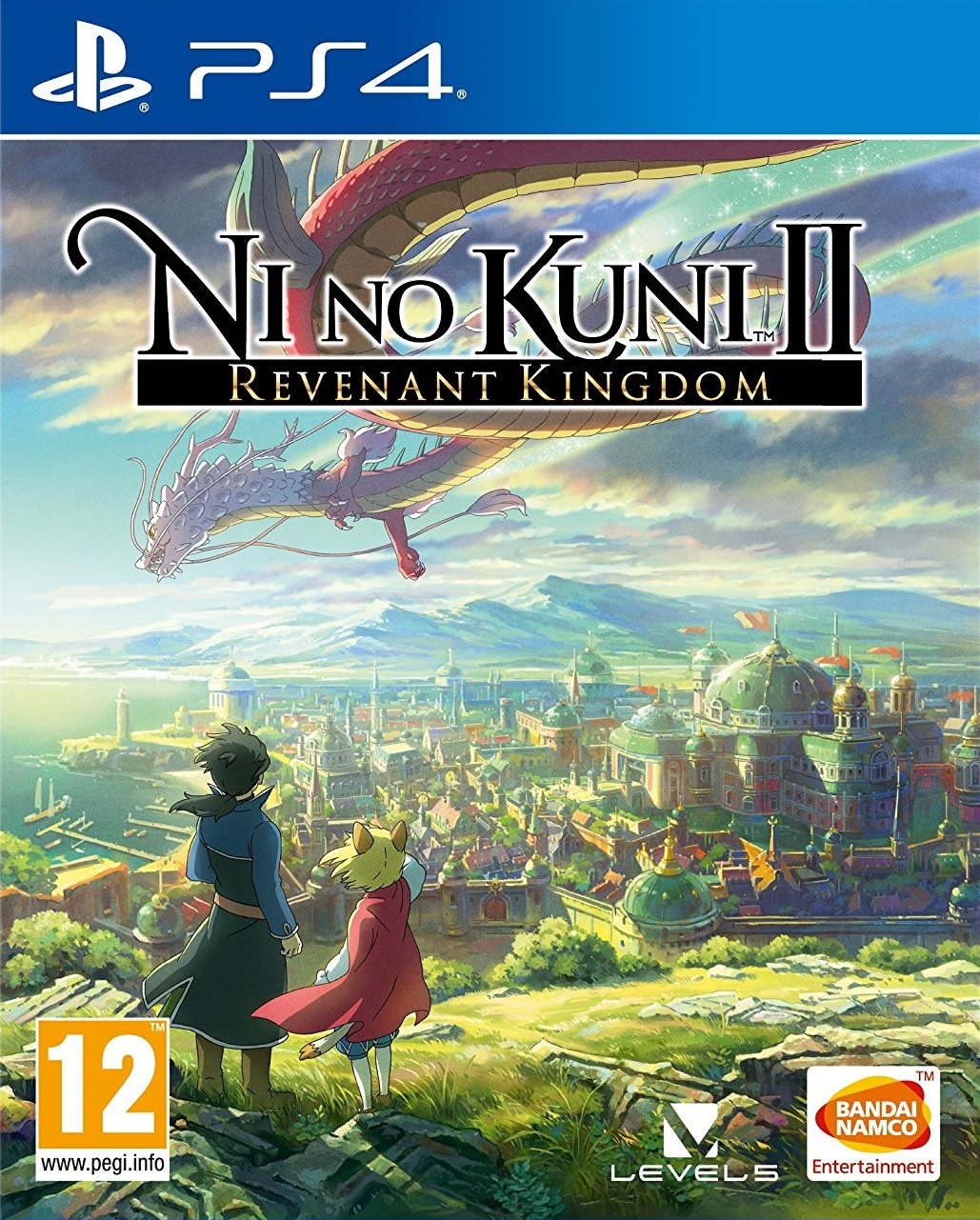Ni No Kuni 2 Revenant Kingdom - PS4