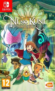 Ni No Kuni Wrath Of The White Witch Remastered - Switch