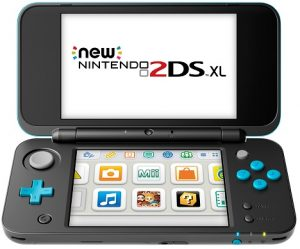 Nintendo 2DS XL console