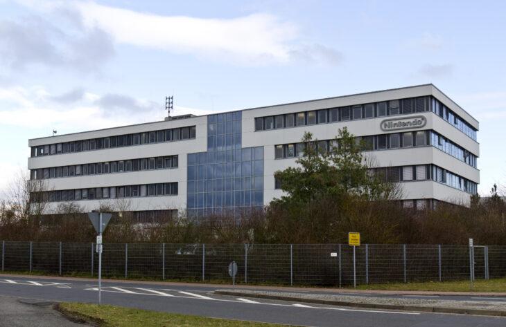 Nintendo Europe Headquarters