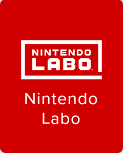 Nintendo Labo to allow for programming of robots