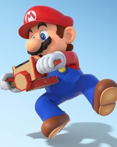Nintendo Labo now compatible with Mario Kart 8